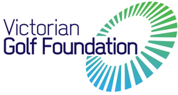 Victorian Golf Foundation Logo