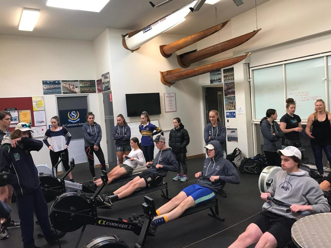 West Vic Academy of Sport Rowing