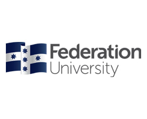 Federation Univeristy Logo